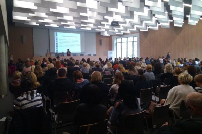 """VI Wielkopolska konferencja """"Interwent skuteczny wobec przemocy"""" – zapraszamy"""